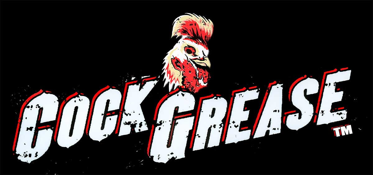 Cockgrease Hair Pomade logo