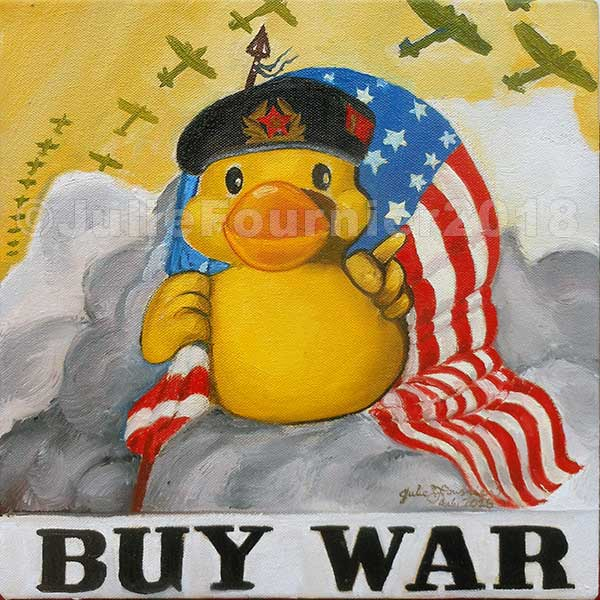 Pedro Says To Buy War
