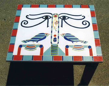 egypt table