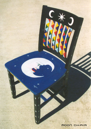 moon chair